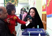 حضور حماسی رای اولیهای استان بوشهر در انتخابات مجلس + فیلم