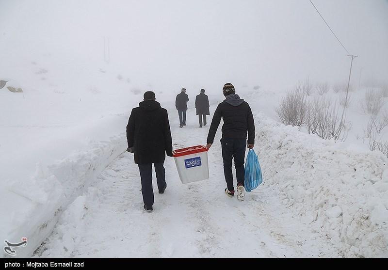 انتخابات یازدهمین دوره مجلس شورای اسلامی در روستاهای ارومیه