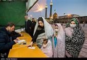 یازدهمین دوره انتخابات مجلس شورای اسلامی - حرم حضرت عبدالعظیم حسنی(ع)