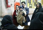 انتخابات ایران| حضور پرشور مردم استان مرکزی در شعب اخذ رأی به روایت تصویر