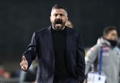 گتوسو: ناپولی با خوششانسی یک امتیاز گرفت/ من برعکس میهایلوویچ، واقواق میکنم اما گاز نمیگیرم!