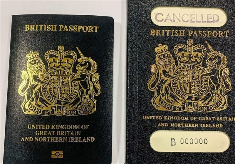 UK to Start Issuing Post-Brexit Blue Passports