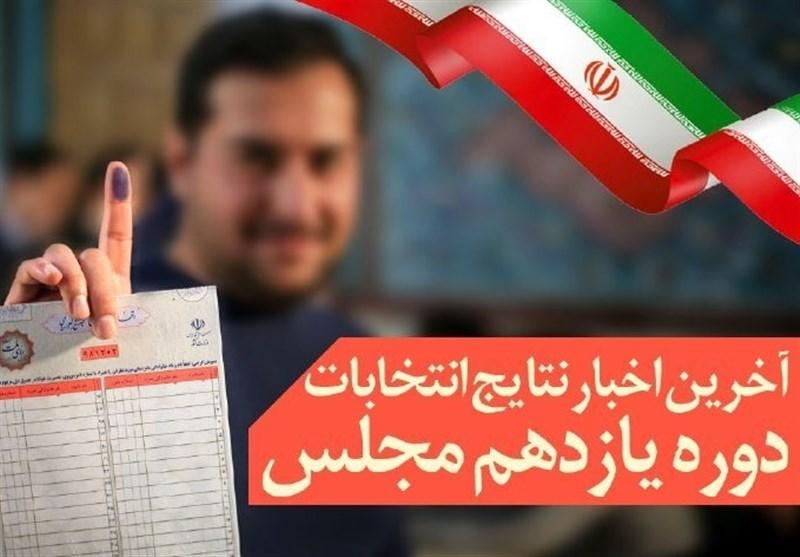 آخرین آمار از منتخبان تهران در مجلس+ اسامی