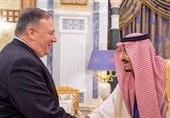 هدف پامپئو از سفر به عربستان سعودی و عمان چیست؟