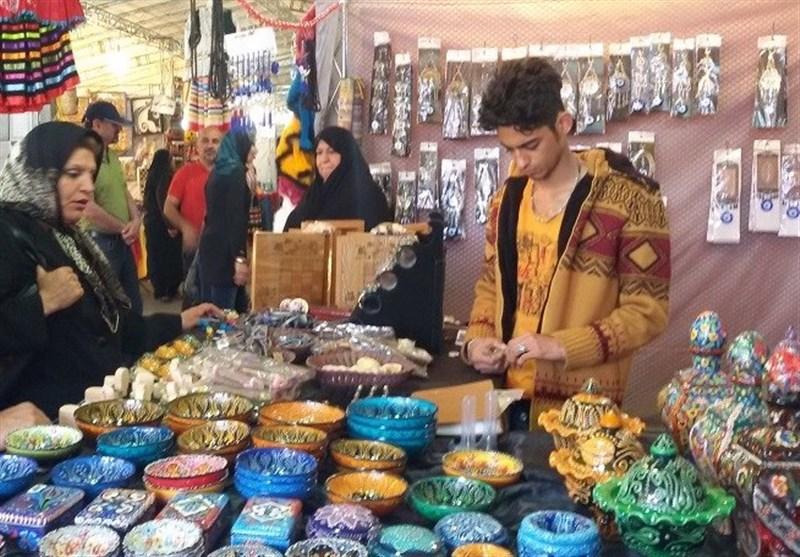 روزگار ناخوش هنرمندان صنایع دستی در قرچک / بیمهری مسئولان به هنر اصیل ایرانی