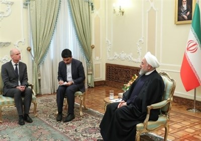 روحانی: جذور انعدام الامن فی المنطقة تعود الى تواجد الامیرکان وتصرفاتهم