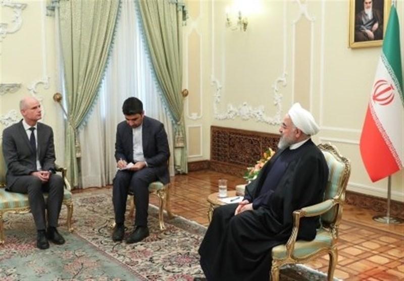 روحانی: ریشه ناامنی در منطقه حضور و رفتار آمریکاست