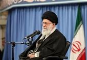 الامام الخامنئی: الشعب الإیرانی أحبط دعایة الأعداء