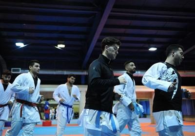 ملیپوشان کاراته در تدارک بازگشت به ایران/ ۱۹ اسفند ماه جلسه سرنوشت ساز WKF