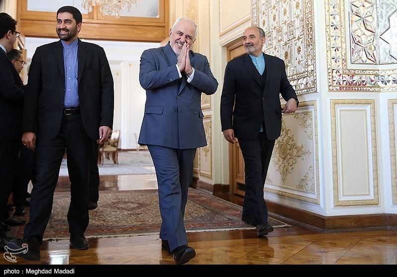 محمدجواد ظریف وزیر امور امور خارجه
