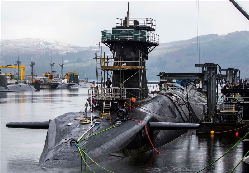 US Defense Officials Reveal UK's Trident Replacement Plan