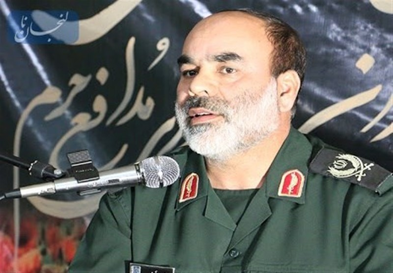 فرمانده قرارگاه قدس جنوب شرق سپاه: در سیستان و بلوچستان به دنبال امنیت پایداریم / در مقابل تروریستها محکم میایستیم