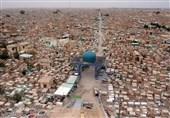 خبرگزاری فرانسه: آرامگاه المهندس به جاذبهای ضدآمریکایی تبدیل شده است