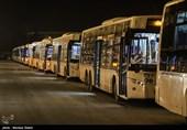 کمتر از یک پنجم ناوگان مسافربری بین شهری کرمانشاه فعال است