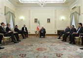 President Urges EU to Defy US Sanctions on Iran