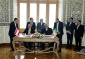 Iran, Austria Ink Deal to Boost Art, Cultural Cooperation