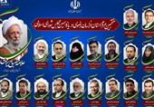 منتخبان مردم استان خراسان رضوی در مجلس یازدهم و خبرگان رهبری + جدول و گرایش سیاسی