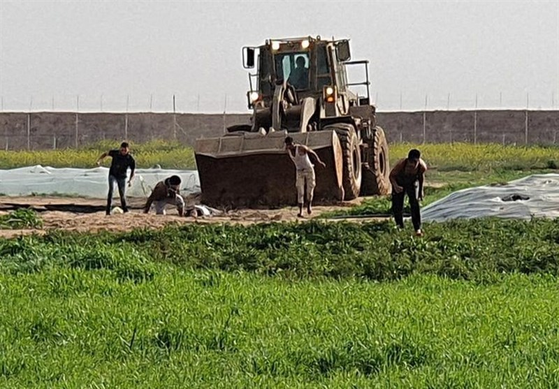 Israeli Bulldozer Dragging, Desecrating Dead Body of Palestinian Man (+Video)