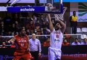بسکتبال انتخابی کاپ آسیا| برتری قاطع ایران مقابل قطر