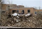 آخرین وضعیت مناطق زلزلهزده قطور آذربایجانغربی بهروایت تصویر