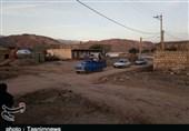 سیل در راه پلدختر؛ مردم در حال تخلیه منازل خود هستند + تصاویر