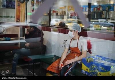 استفاده از ماسک در اماکن عمومی - گرگان