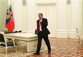 ابتلای دو مقام بلندپایه روسیه به کرونا/ کرملین: پوتین تماسی با آنها نداشته است