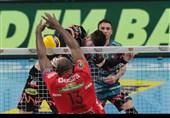 لغو موقت مسابقات والیبال سری A ایتالیا/ برگزاری پلیآف در انتظار تصمیم دولت