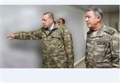فرماندهی عملیات تروریستها علیه ارتش سوریه توسط ترکیه