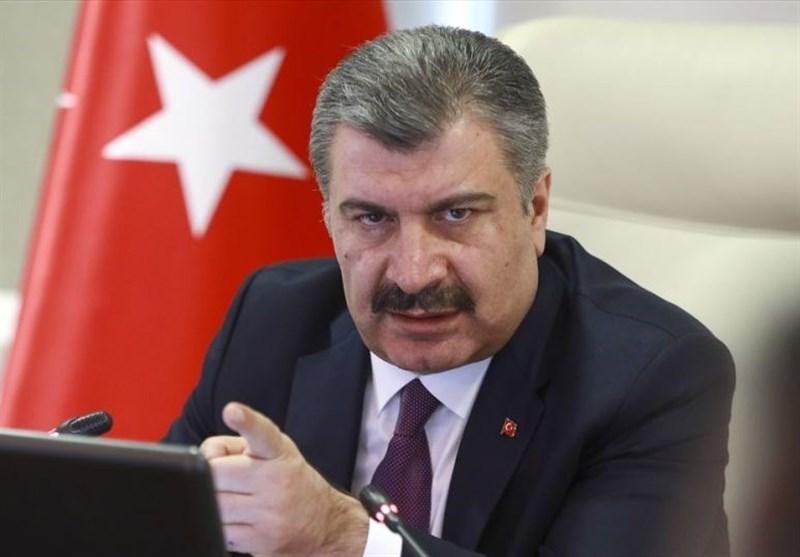 آخرین آمار مبتلایان به کرونا در ترکیه/ 57 هزار تست روزانه