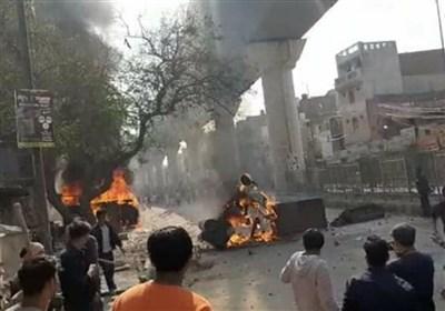 بھارت؛ چاند باغ میں فرقہ ورانہ فسادات، متعدد زخمی