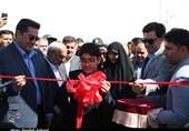 افتتاح تقاطع غیر همسطح شهید بادپا کرمان به روایت تصویر