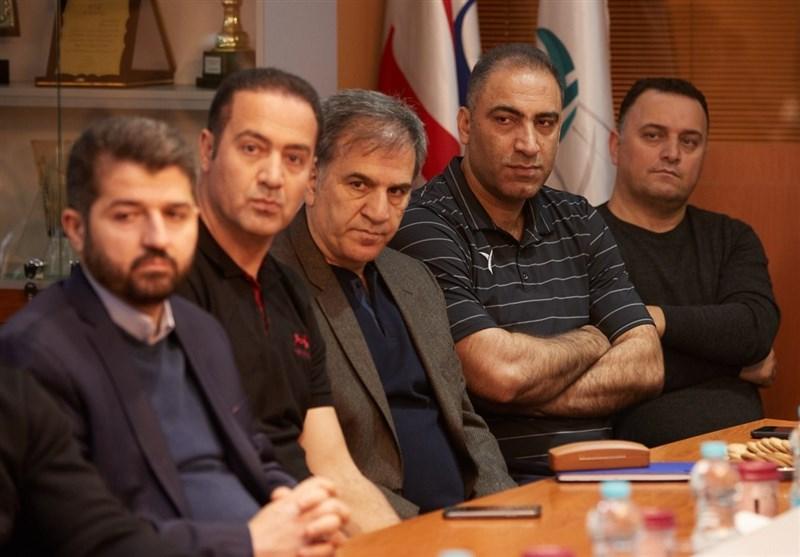 لیگ برتر والیبال زنان مختومه شد/ تعلیق لیگ برتر مردان تا اطلاع ثانوی