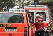یک خودرو چندین نفر را در آلمان زیر گرفت