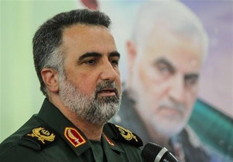 فرمانده سپاه خراسان شمالی: همه افرادی که در انتخابات شرکت میکنند در زمره «مدافعان حرم» هستند + فیلم
