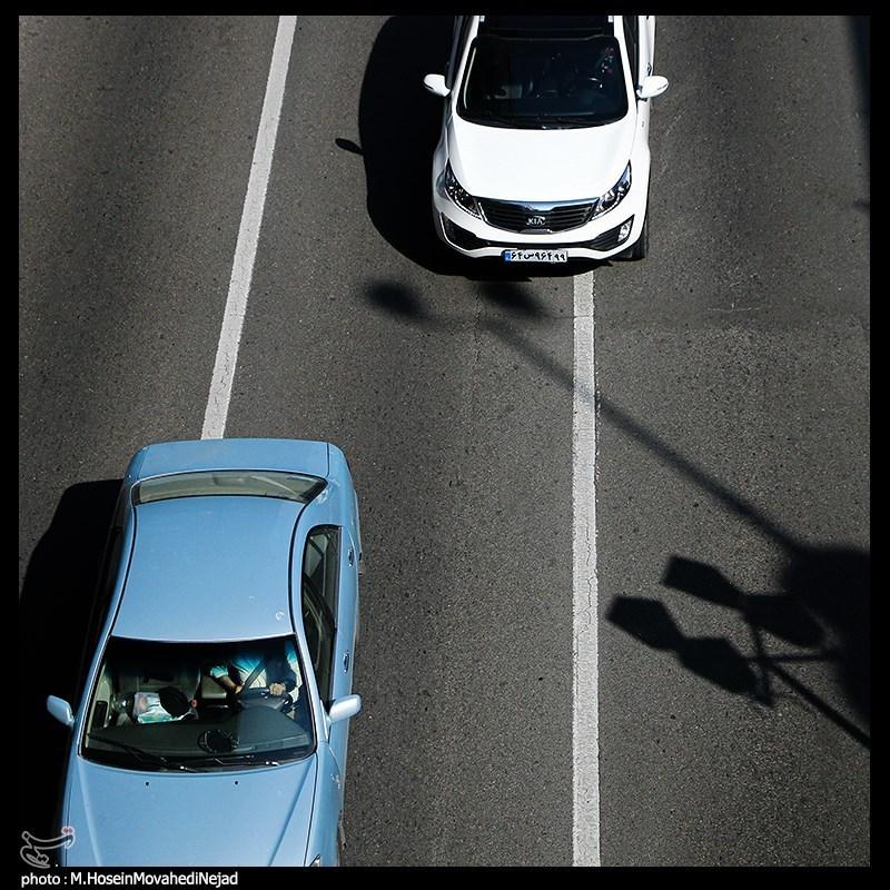 رئیس پلیسراه استان قم: برای نخستین بار شاهد ترافیک سنگین در محورهای قم از ابتدای شیوع کرونا بودیم