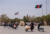 Afghan Border Guards Flown Back to Kabul: Iran's Police
