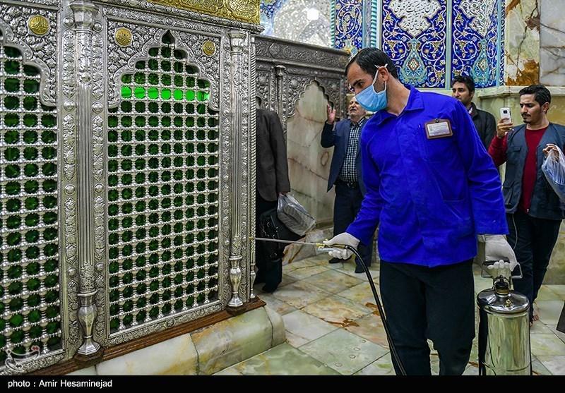 تهران اتخاذ تدابیر پیشگیرانه از شیوع ویروس کرونا در حرم سیدالکریم(ع)؛ تمام برنامههای تجمعی در آستان عبدالعظیم حسنی(ع) لغو شد
