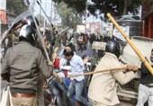 بھارت میں انتہا پسند ہندوؤں کےمسلمانوں پر حملے 7 افراد جاں بحق