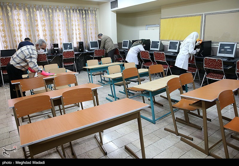 Iran to Reopen Schools on May 16