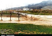 Heavy Rain Causes Flooding in Iran's Lorestan Province (+Video)