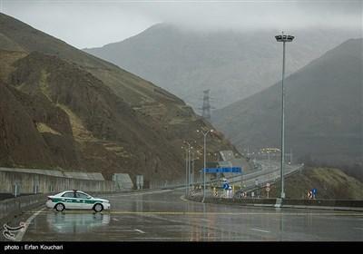 افتتاح فاز یک آزادراه تهران-شمال با حضور رییس جمهور