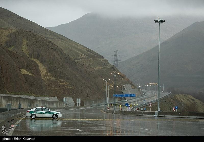 علت انسداد آزادراه تهران ـ شمال پس از افتتاح آن چه بود؟