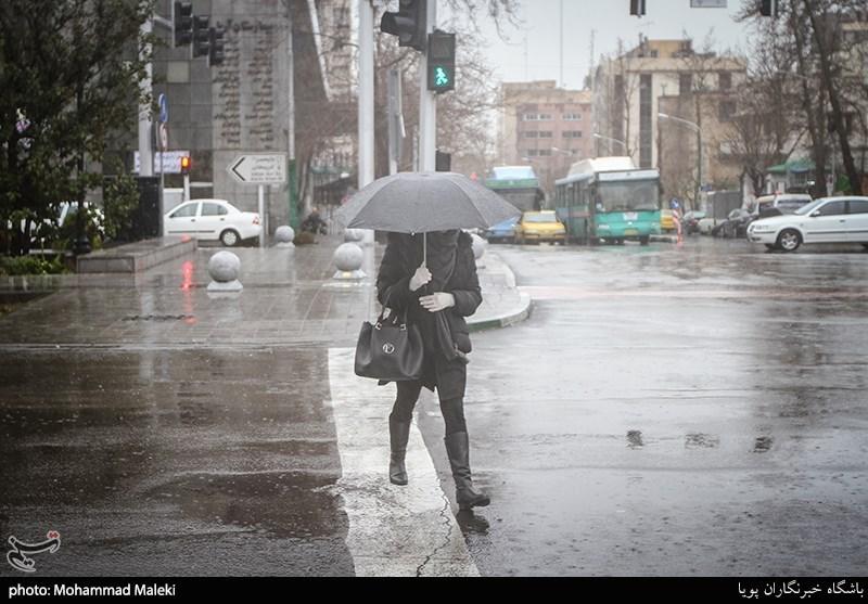 ورود سامانه بارشی جدید در استان فارس؛ هشدار بابت جاری شدن سیل