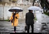 بارشها همچنان در کردستان ادامه دارد؛ دمای هوا کاهش مییابد