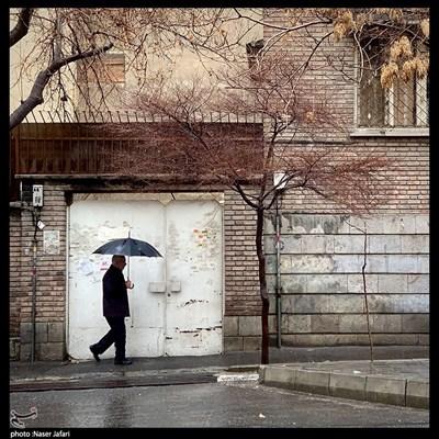 گذری در شهر تهران