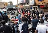 «کرونا» حریف بازار شب عید بیرجند نشد