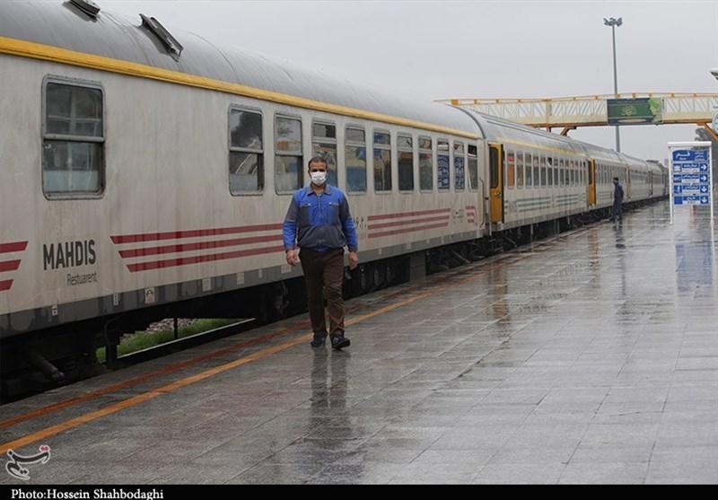 قطار همدان ـ مشهد و بالعکس از 5 فروردین ماه تعطیل است