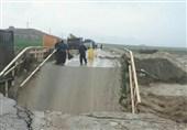 تازهترین اخبار از بارشهای سیلآسا در ایلام  از تخریب پل جزمان تا لغو پروازها