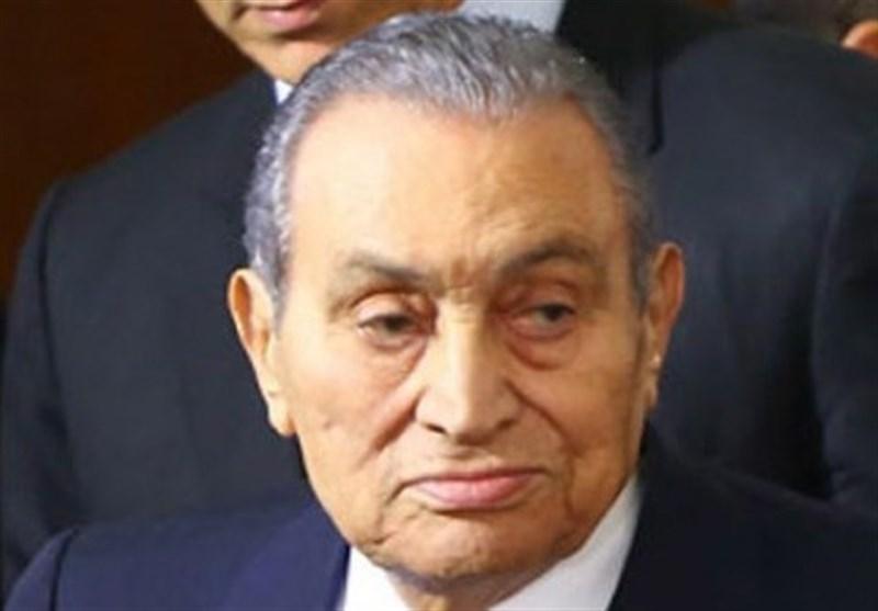 وفاة الرئیس المصری الأسبق حسنی مبارک